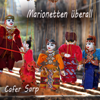 Cover Marionetten überall
